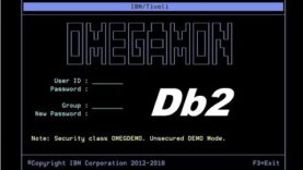 Monitoring DB2 using OMEGAMON Enhanced 3270UI (Ingles).