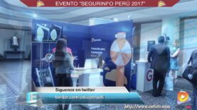 Evento: Segurinfo Perú 2017.