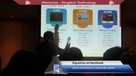 Memorias Kingston Technology.