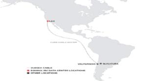 Google elige a Equinix como partner de interconexión en el cable submarino Curie