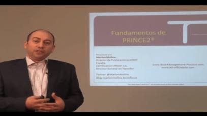 Introducción al curso de PRINCE2 – Educación