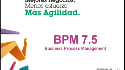 IBM Business Process Manager 7.5