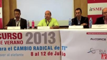 itSMF Verano13 Debate Tendencias TIC resumen