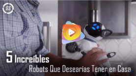 5 Increíbles Robots