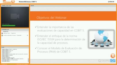 Cómo determinar la capacidad de los procesos en COBIT 5