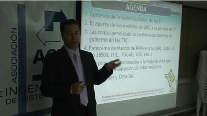 Modelos de Gobernabilidad, Riesgo y Cumplimiento aplicados a las TIC