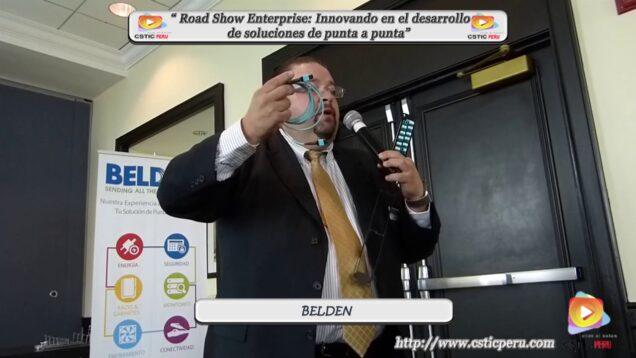 Belden conferencia