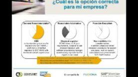 ¿Cómo estructurar un proyecto de migración a SAP HANA?