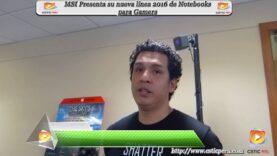 Entrevista a Ejecutivos de MSI y Nvidia.