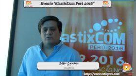 Entrevista CEO Elastix – Edgar Landivar.