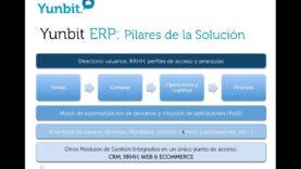 ERP en la nube para la pequeña y mediana empresa