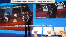 "Evento: 8° Foro Level 3 de Tecnología y Negocios""Digital Business"" – Perú 2016"