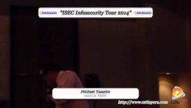 Evento – Infosecurity Tour 2014 – Lima Perú