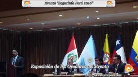 """Evento """"Segurinfo Perú 2016"""""""