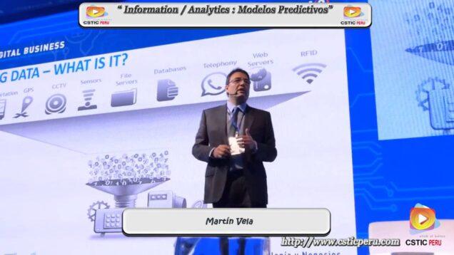 Information Analytics Modelos Predictios.