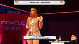 Oracle Cloud Bienvenida