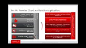 PaaS de Oracle: Acelere la transformación digital de su Organización