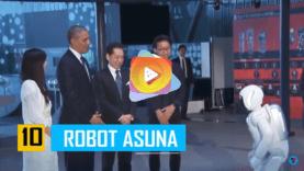 10 Robots Humanoides