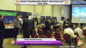 Evento Transformación Digital – DATACENTER 360