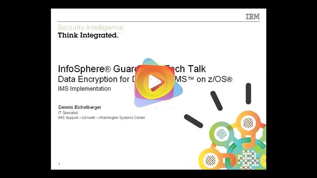Guardium Tech Talk 1