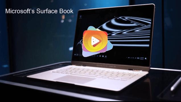 Porsche Design Book One Laptop 2017