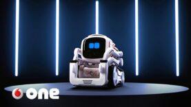 Cozmo, la mascota robótica que tiene emociones.