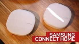 Samsung Connect Home is a router and smart home hub in one.