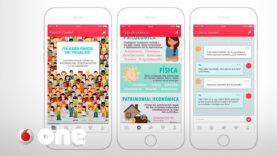 Una aplicación móvil para ayudar a luchar contra la violencia machista.