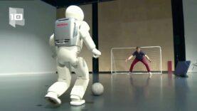 10 Robots humanoides más avanzados del mundo.