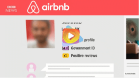 Airbnb account hijackers