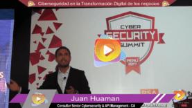 Ciberseguridad en la Transformación