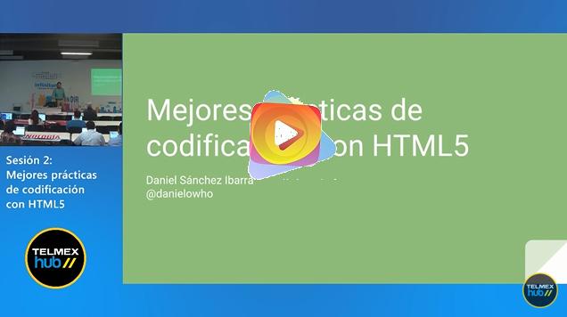 HTML5 – Sección 2