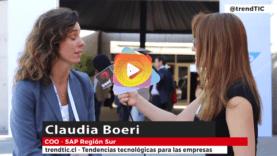 SAP Summit Chile 2017.