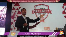 Ciberseguridad en la Transformación Digital de los negocios.