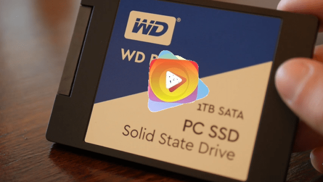 SSD Blue