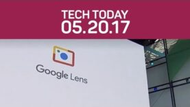 Google Lens will give Assistant eyes, and WannaCry wreaks havoc (ingles).