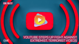YouTube tackles terrorism