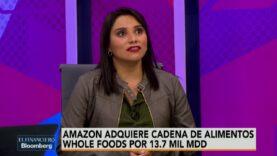 Amazon completaría la compra de Whole Foods a finales de año.