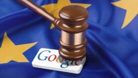 Google fined record $2.7 billion by EU (Ingles).