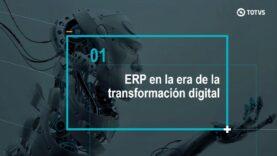 La adaptación del ERP en la era de la Transformación Digital.