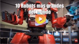 los 10 robots