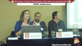 """Workshop """"Gestión Empresarial, pilar clave de competitividad""""."""