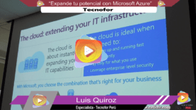 Expande tu potencial con Microsoft Azure