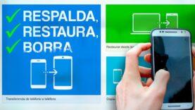 Cómo transferir toda la información de un móvil a otro.