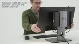 Dell Micro All-in-One Stand – MFS18 (Ingles).