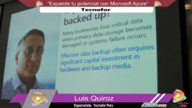 Expande tu potencial con Microsoft Azure.