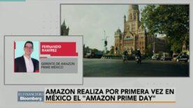 Se está realizando con gran éxito el Amazon Prime Day en México.