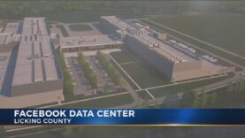 Facebook announces New Albany data center (Ingles).