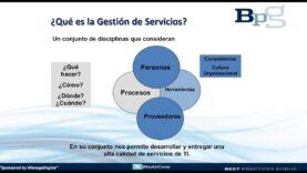 ISO 20000: Adoptando un Sistema de gestión de servicios de TI.