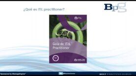 ITIL practitioner haciendo realidad ITIL en una organización.